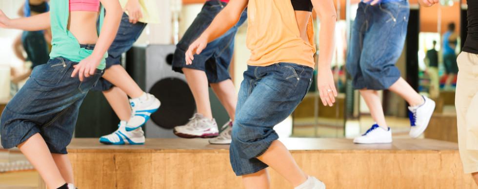 Tanzen für Teens